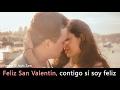 Feliz San Valentín para mi novio o esposo