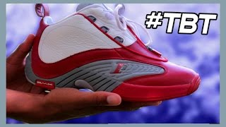 Reebok Answer 4 Overview & Story #TBT