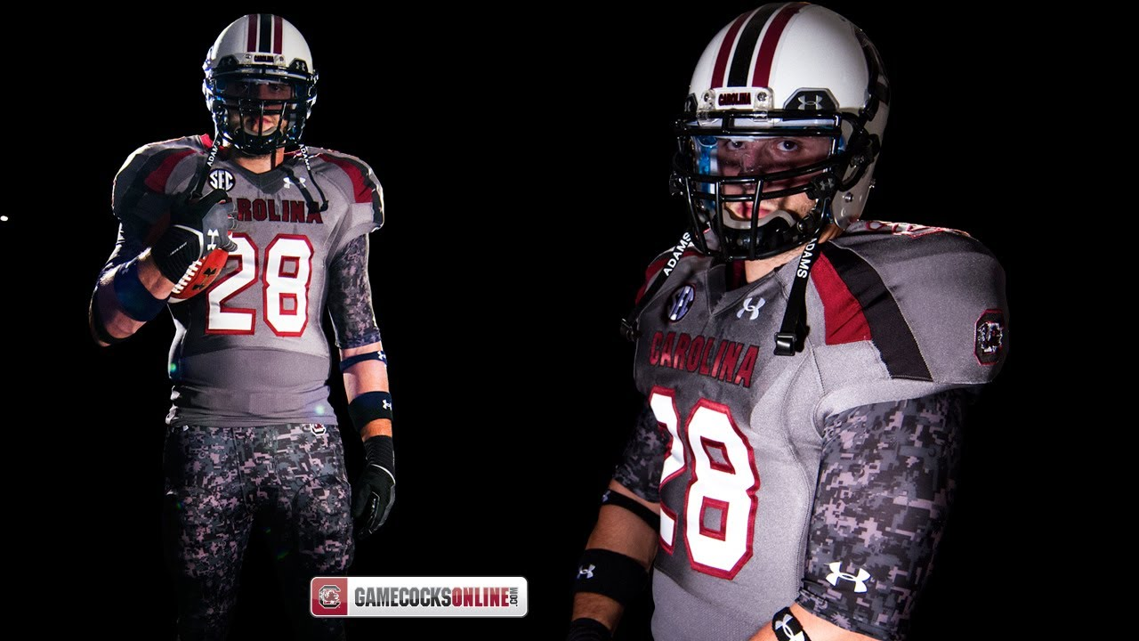 South Carolina Gamecocks Custom
