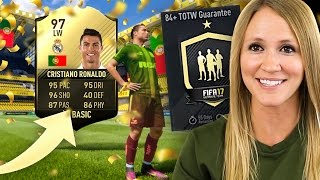 Wow!!! 15 84+ inform packs !! fifa 17 ultimate team