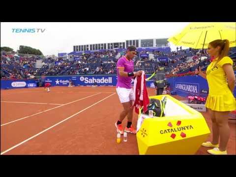 Nadal, Murray reach quarter-finals | Barcelona Open 2017 Day 4 Highlights