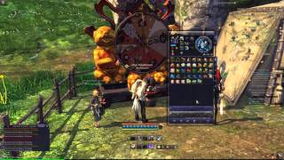 Blade and Soul Lycan Costume The Hardest Thing To Get!