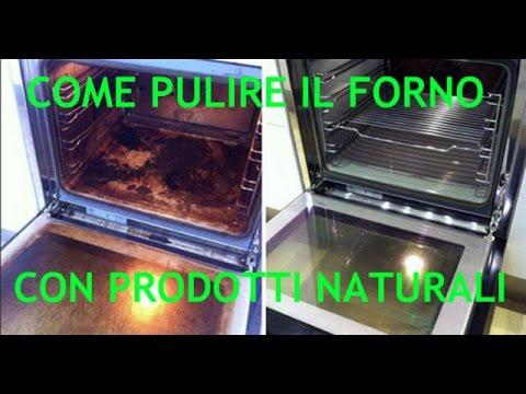 come sgrassare il forno senza detersivi o sostanze chimiche - youtube