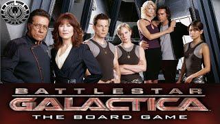 Battlestar Galactica   Tabletop Simulator   Toaster Hunt #3
