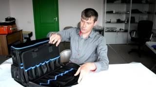 Обзор сумки для инструмента KLAUKE KL905L (брат близнец КВТ С-04 и Knipex KN-002110LE?)