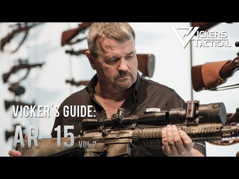 Vickers Guide: AR-15 - Volume 2