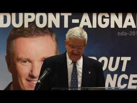 Jean-Louis Auberget législatives 2017 - DISCOURS Cosne / Loire