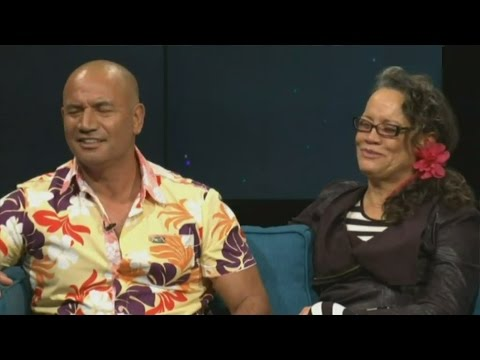 Once Were Warriors stars reunite to sing epic 'Here is my Heart' tribute
