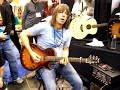 Pat Travers plays Hendrix Red House on a Babicz Octane