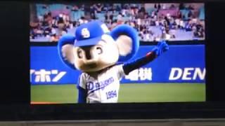 ナゴヤドーム ドラゴンズ応援映像(東海テレビ ドラHOT+)。
