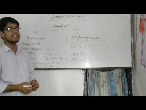 Complex number by Arvind Kumar Alok