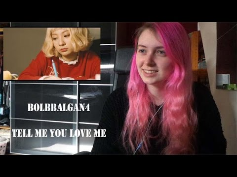 Bolbbalgan4 - Tell Me You Love Me MV Reaction