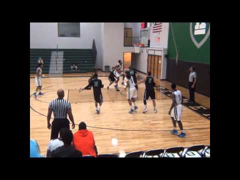 Antuawn Smith Lenoir Community College (LCC) 2014-2015 Highlight tape