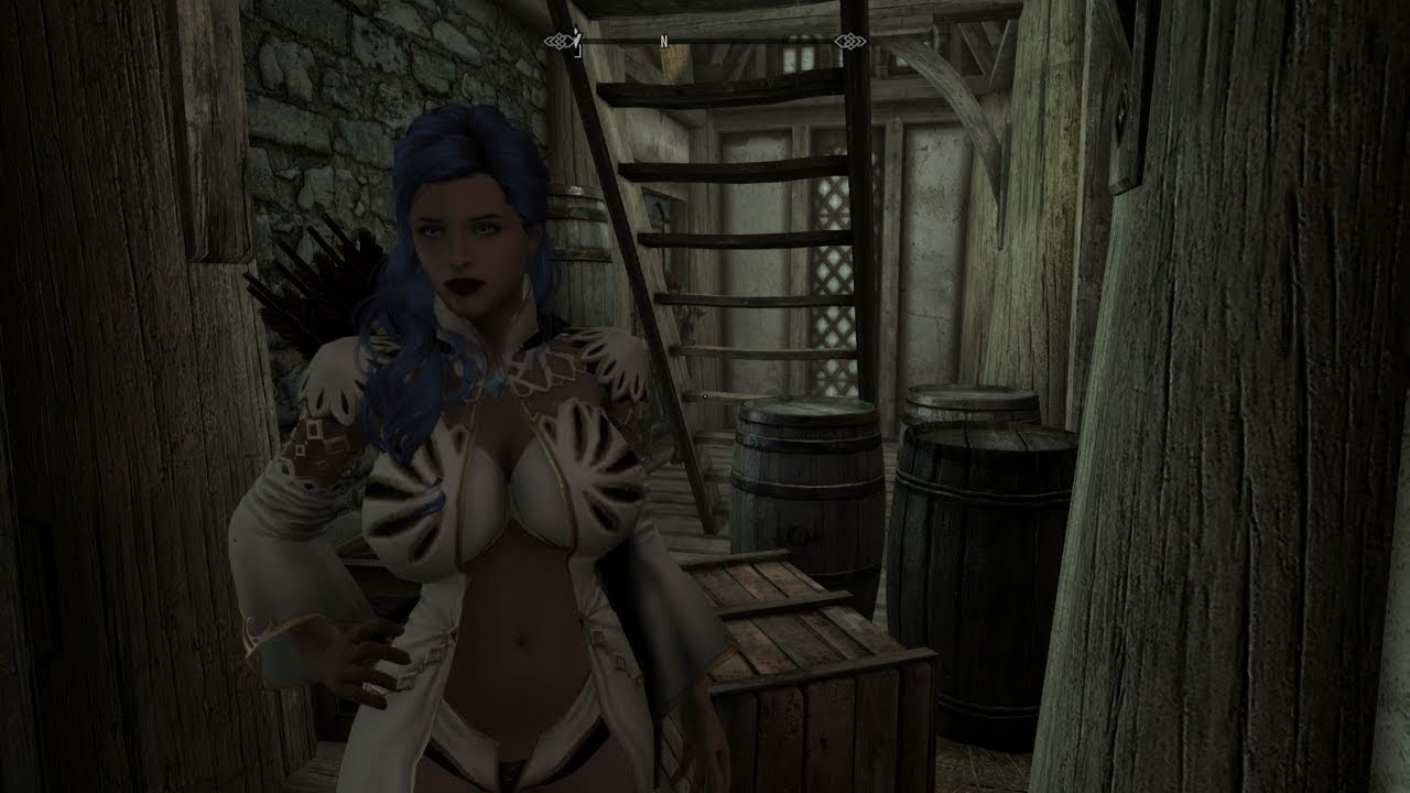 Skyrim Mod of the day: Tera Armors Collection - Level List