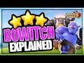 BEST TH 11 3 STAR GROUND ATTACK | TH 11 BOWITCH 3 Star Attack Strategy Explained | Clash of Clans