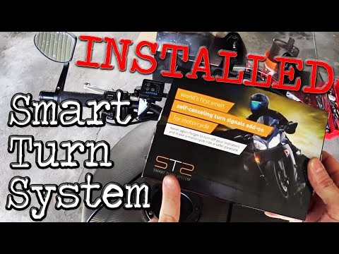 'STS' Smart Turn System INSTALLED!!