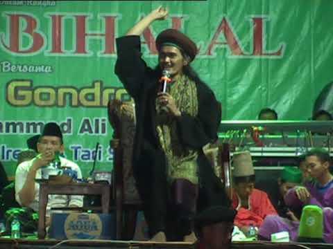 Mafia sholawat dan Semut ireng live Ketileng Putatsari 2018 Gus Ali Gondrong part 2