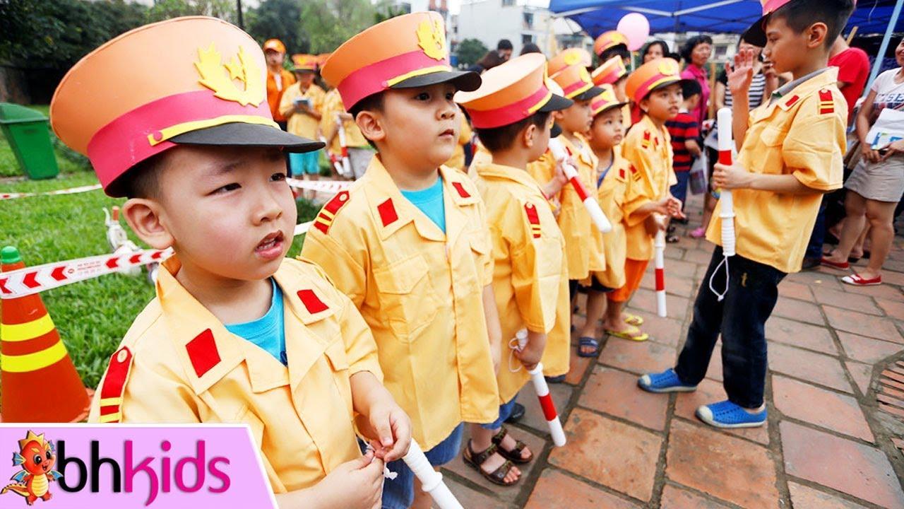 Photo of Chú Công An Tí Hon – Nhạc Thiếu Nhi Vui nhộn Hay Nhất