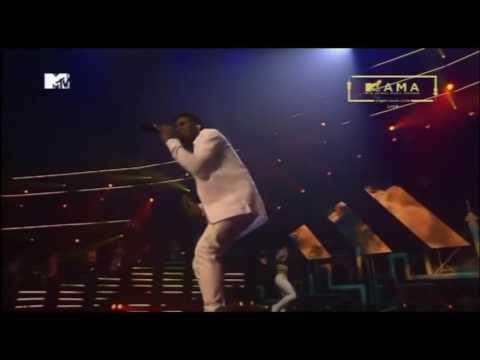 MTV Africa Music Awards Johannesburg 2016:    Korede Bello - Godwin