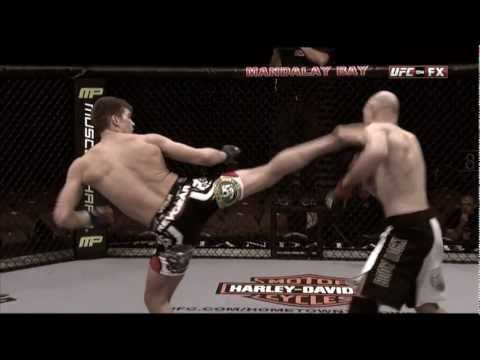 MMA Best KO 2012 Nominees