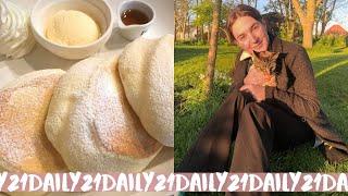 Fluffy PANCAKES Maken ✩ Daily 21    Isa Luna