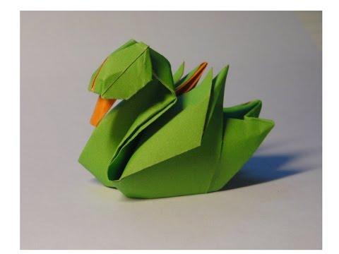 Origami Duck-Hoàng Tiến Quyết