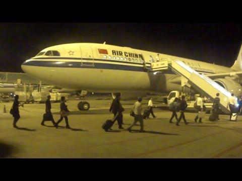 Beijing - Munich Air China Airbus A330-200 (B-6505)