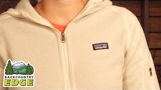 Patagonia Womens Better Sweater 1 4 Zip Atu1338