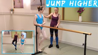 HOW TO JUMP HIGHER!