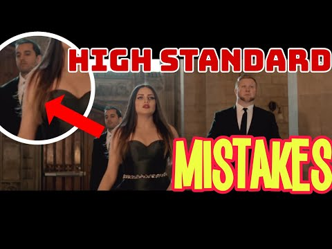 10 MISTAKES IN HIGH STANDARD SONG BY HIMANSHI KHURANA | LATEST PUNJABI FULL SONG VIDEO 2018