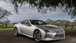 wow 2018 lexus lc 500 release date review