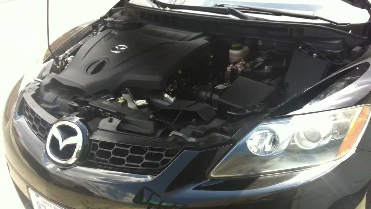 mazda cx7 2.3cc turbo con valvula hks costa rica - youtube