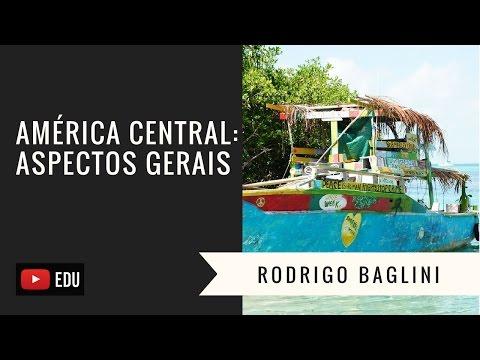 América Central - Localização,política e economia - ENEM