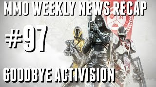 MMO Weekly News Recap #97 | News From Destiny, GW2, RuneScape and More