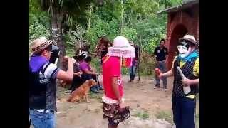 Los Pañuelitos del Barrio Huasteco de Amatlán