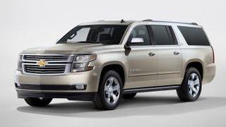 Chevrolet Suburban 2015 5.3 V8 355 cv