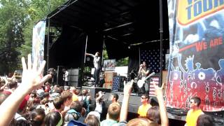Attack Attack-Sexual Man Chocolate Dubstep Intro ft Brandon Mullins HD ATL Warped
