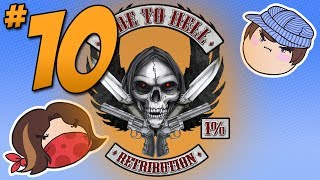 Ride to Hell: Wrench in the Works - PART 10 - Steam Train