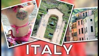 COSMOS TOUR ITALY,ROMA, THOMAS COOK,MONTECATINI,LA SPEZIA,CINQUE TERRE,APRIL 2018