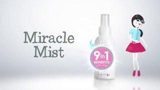 Nanowhite Fresh 9-in-1 Miracle Mist: Spray On Stay Fresh