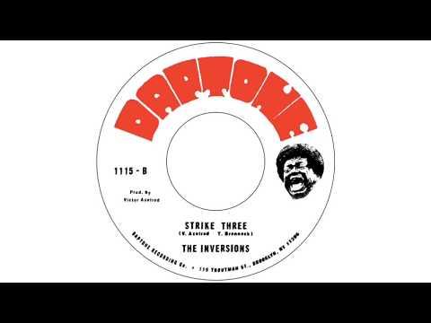The Inversions featuring Charles Bradley - Strike Three (Dub)