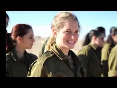 IDF Girls Shema Israel Finnish Subtitles Military Motivation