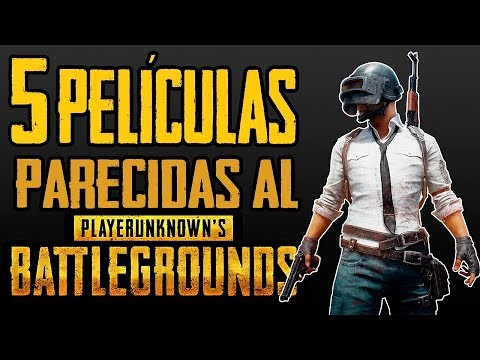 5 Peliculas Parecidas A Playerunknown S Battlegrounds Youtube