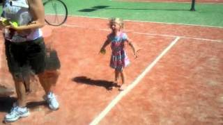 Tennis tantrum Tilly Style