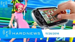 PlayStation False Advertising, Crew Beta Live, Gamecube Adapter Homebrew | Hard News 11/26/14