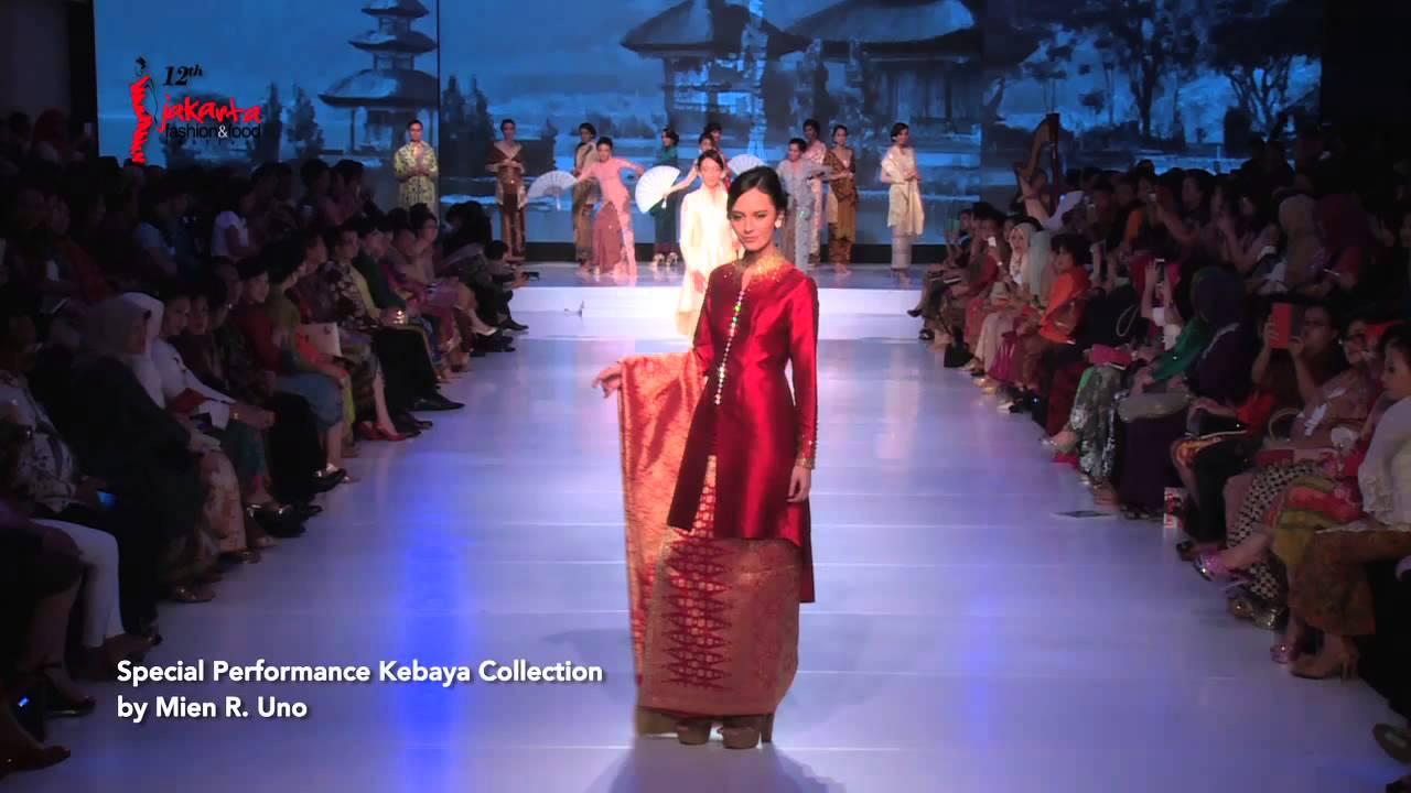 Opening Show Kebaya Nusantara 20 May Jfff 2015 Youtube