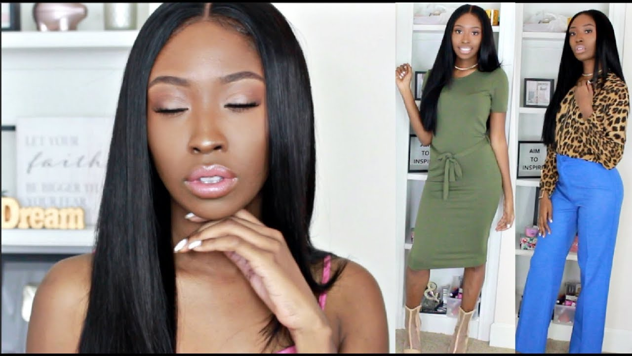 FULL GRWM Makeup Hair, Nails & Outfit ideas 2