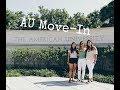American University Move - In   D.C. Vlog