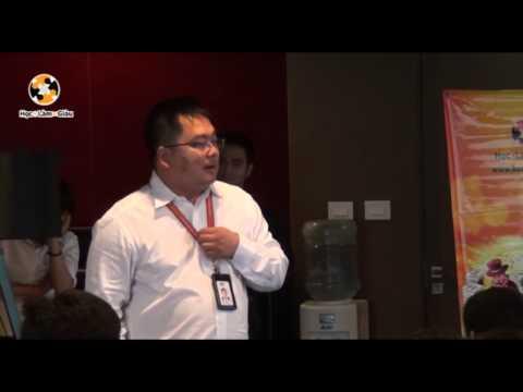 Giao lưu với Chủ tịch FPT Software (FSoft) Hoàng Nam Tiến