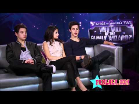Selena Gomez & the Cast of Wizards Best Imitations